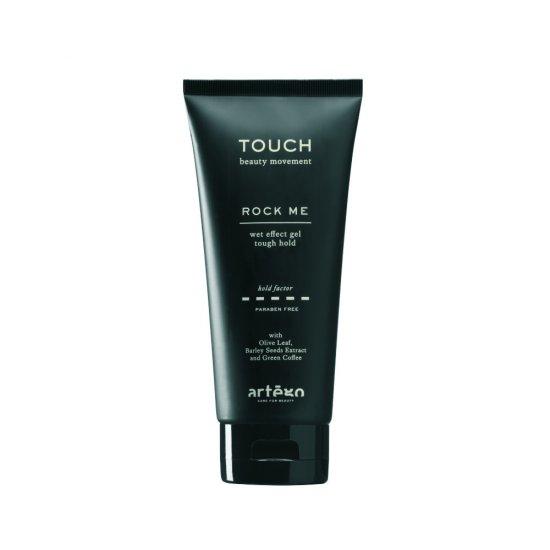 Touch Rock Me, 200 ml - Gel cu fixare puternica