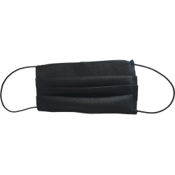 Masca de protectie reutilizabila, negru