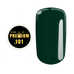 Gel color Premium - nr. 101, 5 ml