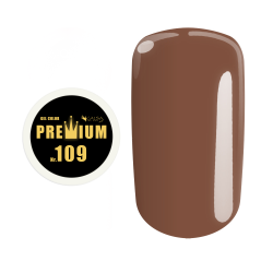 Gel color Premium - nr. 109, 5 ml