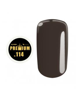 Gel color Premium - nr. 114, 5 ml