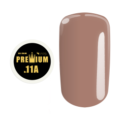 Gel color Premium - nr. 11A, 5 ml