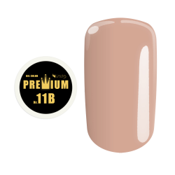 Gel color Premium - nr. 11B, 5 ml