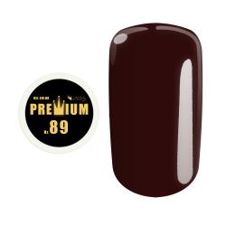 Gel color Premium - nr. 89, 5 ml