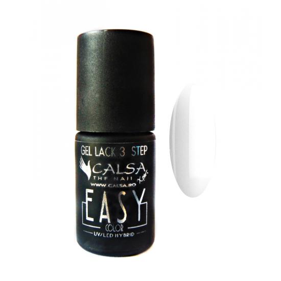 Gel lac 3 step Easy Colors Calsa - nr. 01, 6g
