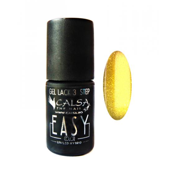 Gel lac 3 step Easy Colors Calsa - nr. 19, 6g
