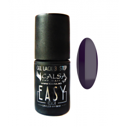 Gel lac 3 step Easy Colors Calsa - nr. 42, 6g