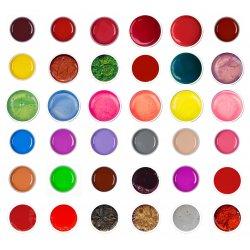 Set gel color 36 buc - set 2