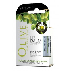 Balsam de buze nutritiv si protectiv cu extract de masline - 3,6 gr