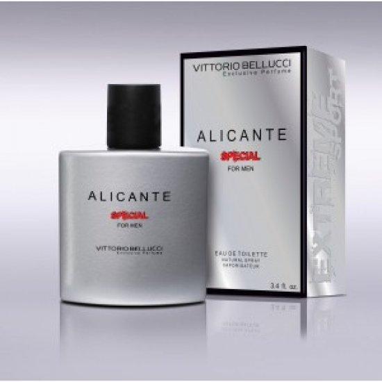 Eau de toilette pentru barbati - Alicante Special - Vittorio Bellucci, 100 ml