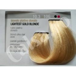 Vopsea Permanenta IT`S COLOR 10.3 -10G BLOND LUMINOS AURIU, 150 ML
