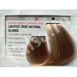 Vopsea Permanenta It`s Color 10.02 -10NV blond luminos natural perlat, 150 ML
