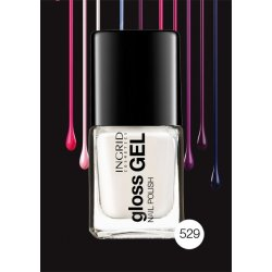 Lac de unghii - Gloss Gel, nr. 529, 7 ml