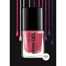 Lac de unghii - Gloss Gel, nr. 531, 7 ml