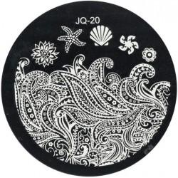 Sablon stampila metal - JQ-20