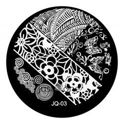 Sablon stampila metal - JQ-03
