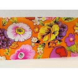 Folie de transfer - Colorful Flowers, 80 cm