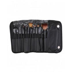 Set 12 Pensule make-up, Lila Rossa