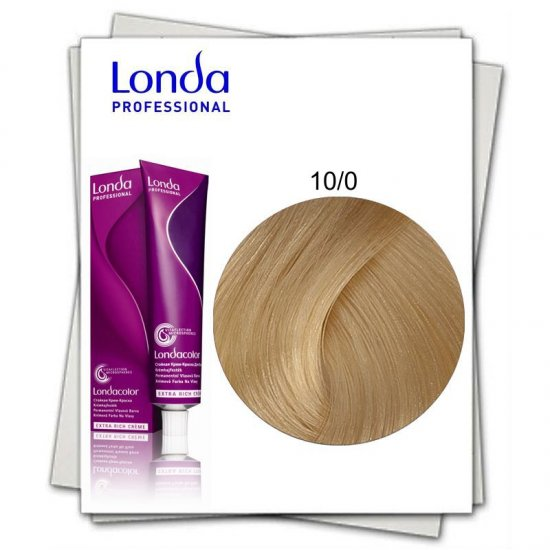 Vopsea permanenta - Londa Professional - 60 ml - 10/0