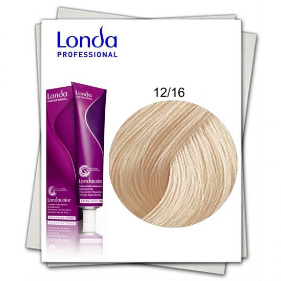 Vopsea permanenta - Londa Professional - 60 ml - 12/16
