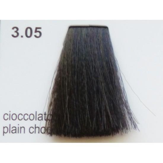 Vopsea de par CLR cu amoniac - nr. 3.05 - 100 ml