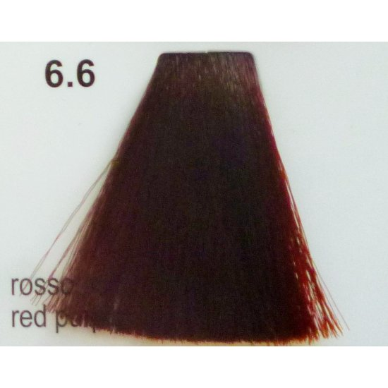Vopsea de par CLR cu amoniac - nr. 6.6 - 100 ml
