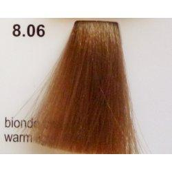 Vopsea de par CLR fara amoniac - nr. 8.06 - 100 ml