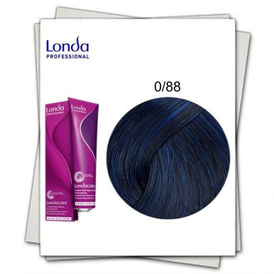 Vopsea permanenta - Londa Professional - 60 ml - 0/88