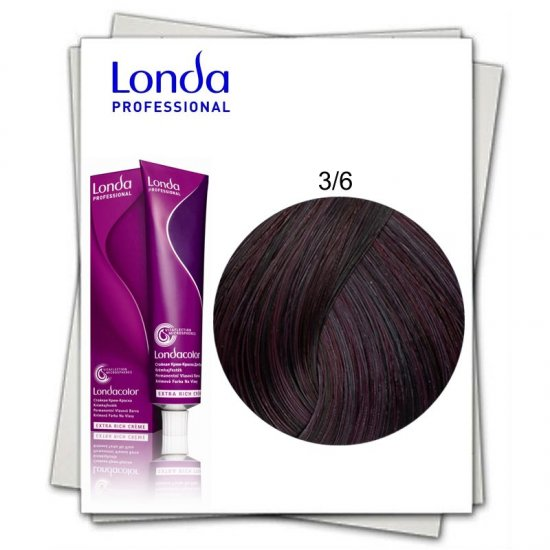 Vopsea permanenta - Londa Professional - 60 ml - 3/6