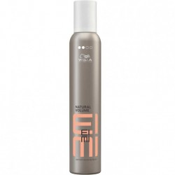 Spuma de par pentru volum Wella Professionals Eimi Natural Volume, 500ml