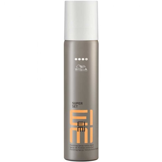 Fixativ Super Set EIMI Wella Professional, 300 ml