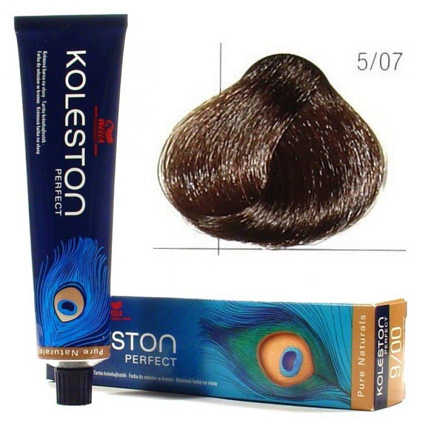 Vopsea De Par Permanenta Wella Professionals Koleston Perfect 507