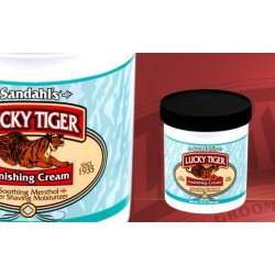 Lucky Tiger Aspen - Menthol Mint Vanishing After Shave Cream - Crema hidratanta dupa barbierit
